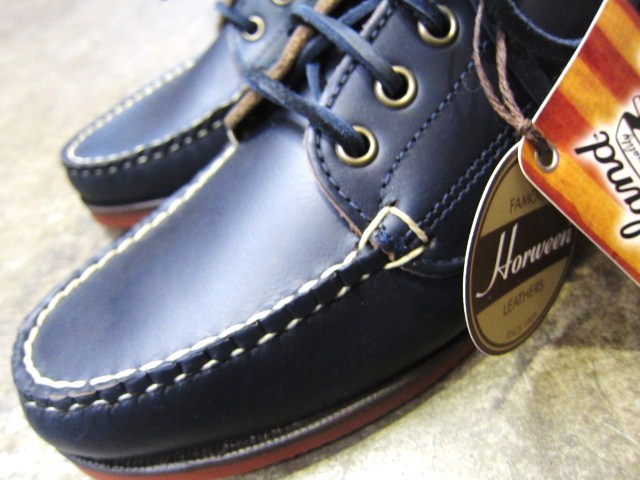 US 本格Moccasin 入荷♪ By EastLand ・・・ FALMOUTH Moccasin_d0152280_20221798.jpg