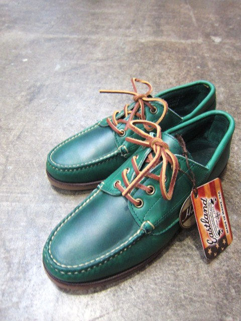 US 本格Moccasin 入荷♪ By EastLand ・・・ FALMOUTH Moccasin_d0152280_20232983.jpg