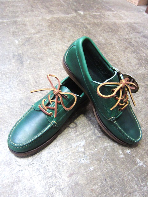 US 本格Moccasin 入荷♪ By EastLand ・・・ FALMOUTH Moccasin_d0152280_20234790.jpg