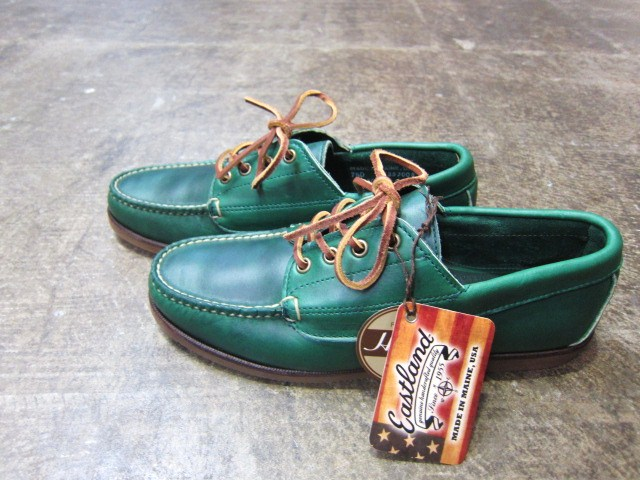 US 本格Moccasin 入荷♪ By EastLand ・・・ FALMOUTH Moccasin_d0152280_20235865.jpg