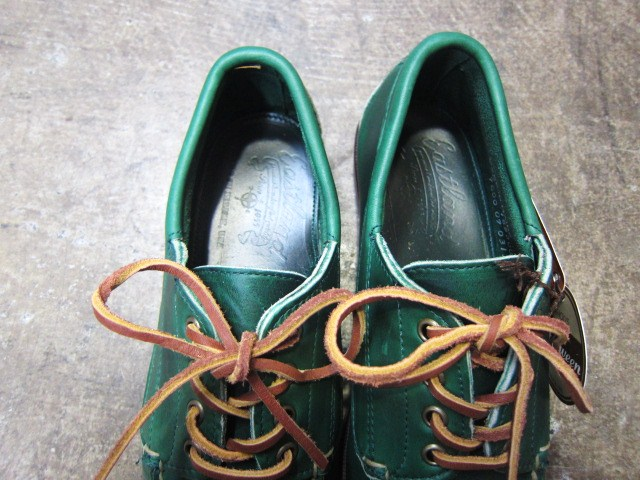 US 本格Moccasin 入荷♪ By EastLand ・・・ FALMOUTH Moccasin_d0152280_20241259.jpg