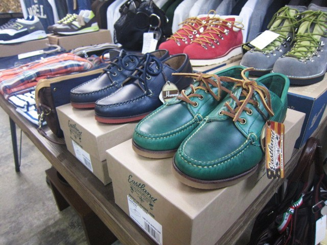 US 本格Moccasin 入荷♪ By EastLand ・・・ FALMOUTH Moccasin_d0152280_20255525.jpg