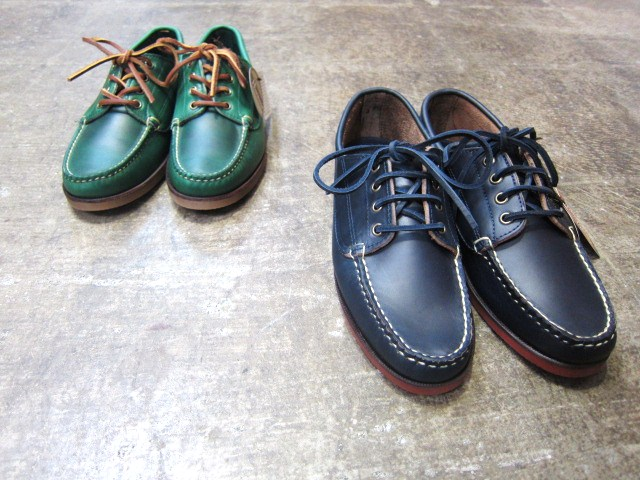 US 本格Moccasin 入荷♪ By EastLand ・・・ FALMOUTH Moccasin_d0152280_2025583.jpg