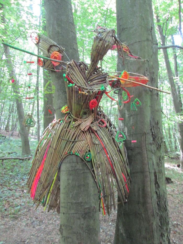 ダルムシュタット165−WALD  KUNST 森の展覧会2_c0100195_502484.jpg