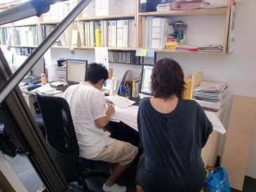 事務所にっき_e0149215_16593917.jpg
