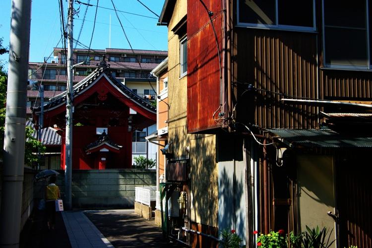 品川〜旧東海道周辺の景色1_b0053019_2220016.jpg