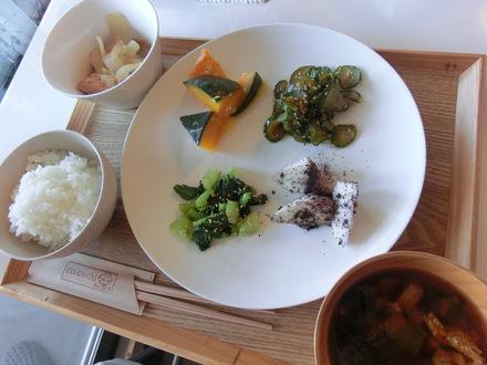 ランチのお客様とお惣菜・・・♪ 9/13②_b0247223_152828.jpg