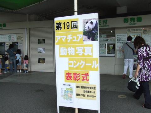 第19回 アマチュア動物写真コンクール 入選 「息継ぎ」_a0288226_075153.jpg