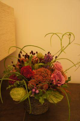 待ちに待った生花のレッスン~京都_f0155431_21542089.jpg