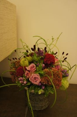 待ちに待った生花のレッスン~京都_f0155431_21552375.jpg