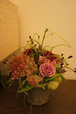 待ちに待った生花のレッスン~京都_f0155431_21553913.jpg