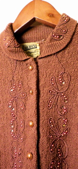 New Arrival Vintage Cardigan!+SNAP×SNAP!_e0148852_17503771.jpg