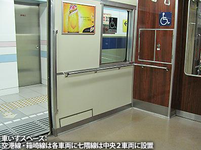 博多レポート5 福岡市地下鉄_c0167961_18193979.jpg