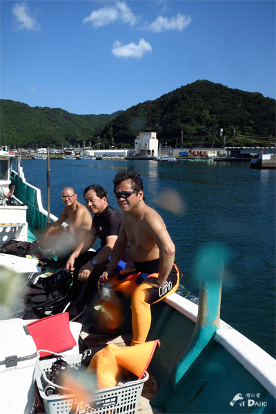 すさみはオヤヂの海ですから〜...@すさみ_e0158261_6504238.jpg