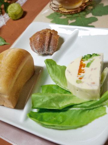 素敵なパン教室 ;楽しい壁掛け作り_e0086864_2373627.jpg