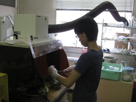 鳥取県のインターンシップ制度で鳥取大学と米子高専の学生が研修に来ていました。_a0284279_12453942.jpg