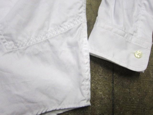 お待たせしました!★ Kato ・・・当店・別注 BIG Pocket SHIRTS (WHITE)入荷♪ _d0152280_2351627.jpg