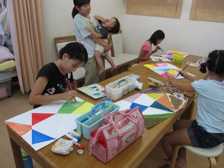 松井山手教室 ~水彩画~_f0215199_14183936.jpg