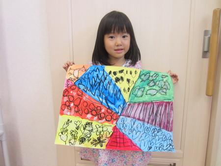 松井山手教室 ~水彩画~_f0215199_14573844.jpg