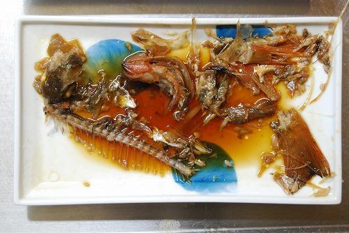 きれいに魚…食べ比べ選手権!(^^;_c0124100_21595050.jpg