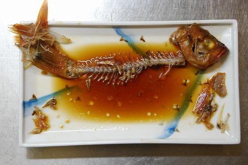 きれいに魚…食べ比べ選手権!(^^;_c0124100_220244.jpg
