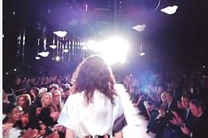 グーグル・メガネで撮ったモデルさん目線のファッション・ショー映像_b0007805_9514256.jpg