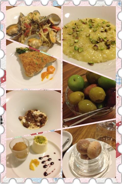 ラ クチーナ イタリアーナ ウエキ シチリア料理 美味しくて、妙に居心地のよい店_a0194908_0484851.jpg