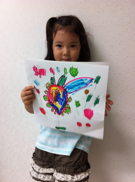 水彩画&ブックデザイン 〜あべの教室〜_f0215199_2261933.jpg