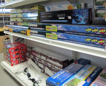 ADAアクアスカイ602、451入荷 各社LEDライト色々在庫あります。_a0193105_2103895.jpg