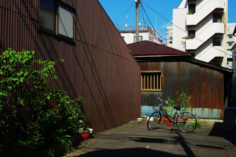 品川〜旧東海道周辺の景色2_b0053019_21321126.jpg