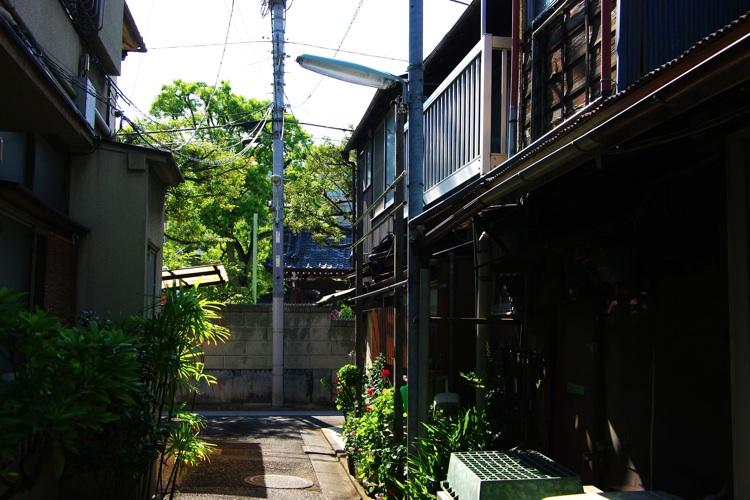 品川〜旧東海道周辺の景色2_b0053019_2132617.jpg