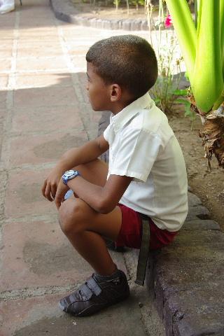 キューバ (64) カーニバル博物館のアフロ・キューバン・ダンス_c0011649_23552585.jpg