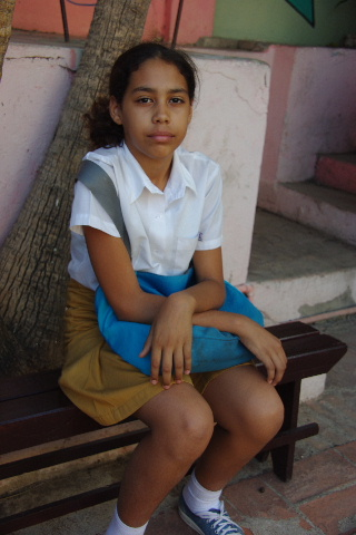 キューバ (64) カーニバル博物館のアフロ・キューバン・ダンス_c0011649_23562250.jpg