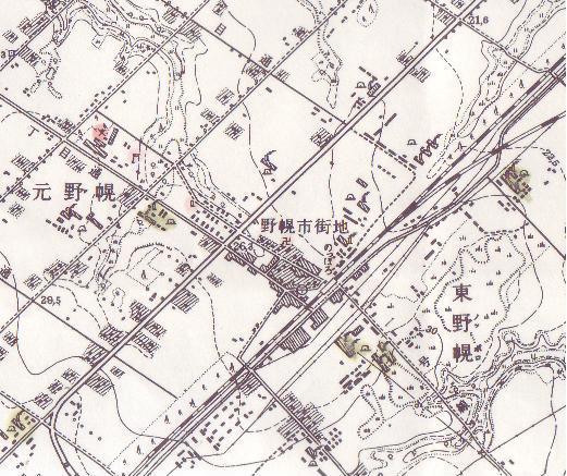 野幌駅周辺のの今昔_f0078286_1111097.jpg