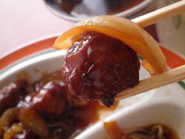 北京料理 竜飯店  川西市_c0118393_16595553.jpg