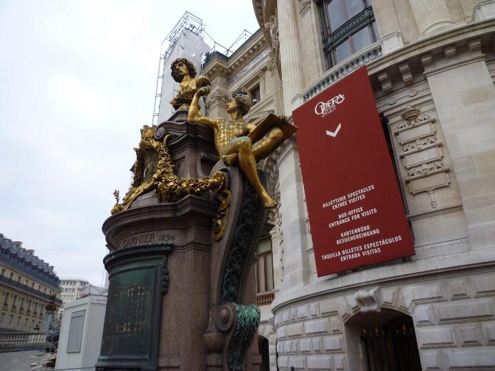 PALAIS GARNIER【オペラ・ガルニエ】_f0218513_23512525.jpg