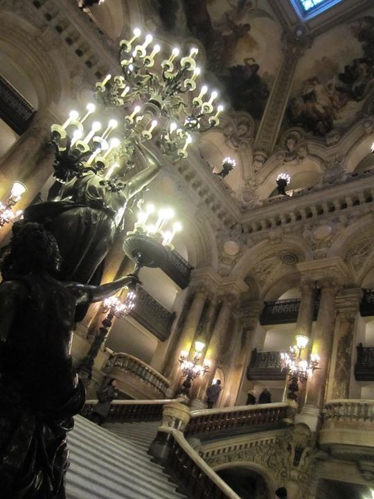 PALAIS GARNIER【オペラ・ガルニエ】_f0218513_235308.jpg