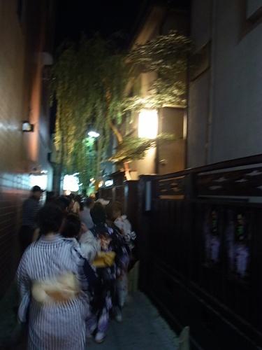 黒塀通り1