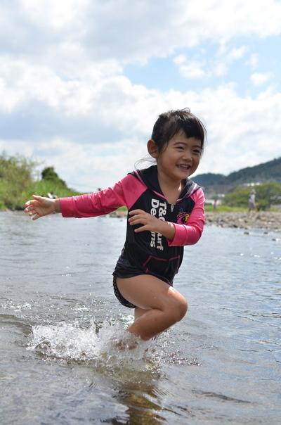 川遊び_b0213347_20314990.jpg