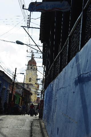 キューバ (64) カーニバル博物館のアフロ・キューバン・ダンス_c0011649_6421544.jpg