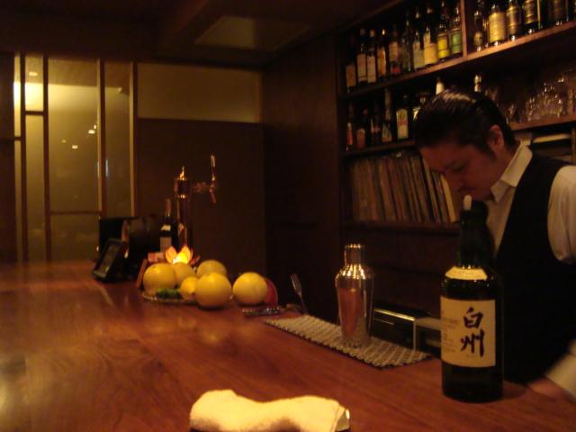 中野「Bar Caravin」へ行く。_f0232060_17254511.jpg
