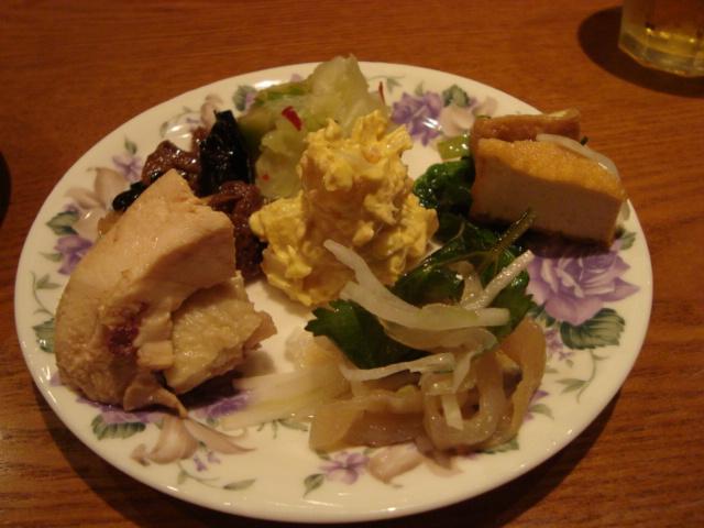 中野「上海料理 蔡菜食堂」へ行く。_f0232060_17393189.jpg