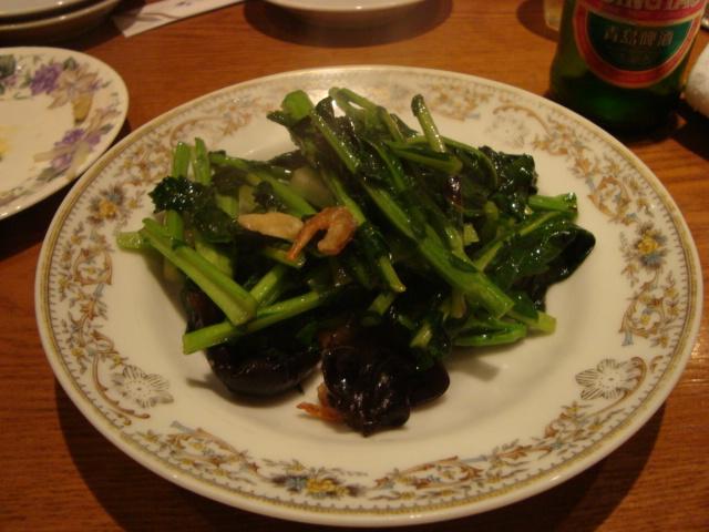 中野「上海料理 蔡菜食堂」へ行く。_f0232060_17404118.jpg