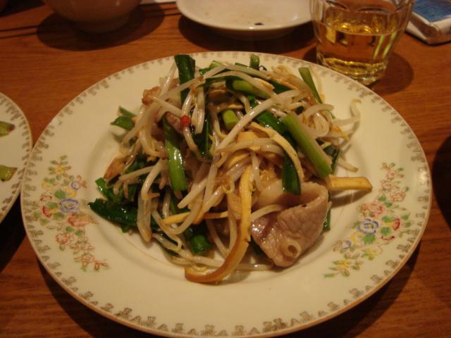 中野「上海料理 蔡菜食堂」へ行く。_f0232060_17455610.jpg