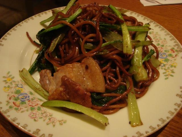 中野「上海料理 蔡菜食堂」へ行く。_f0232060_17465979.jpg