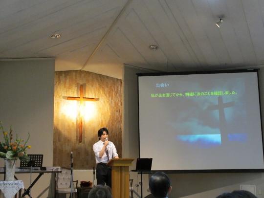 秋祭り  そして大津の教会に続いて営農祭りに行かせて頂きました_b0100062_18849.jpg