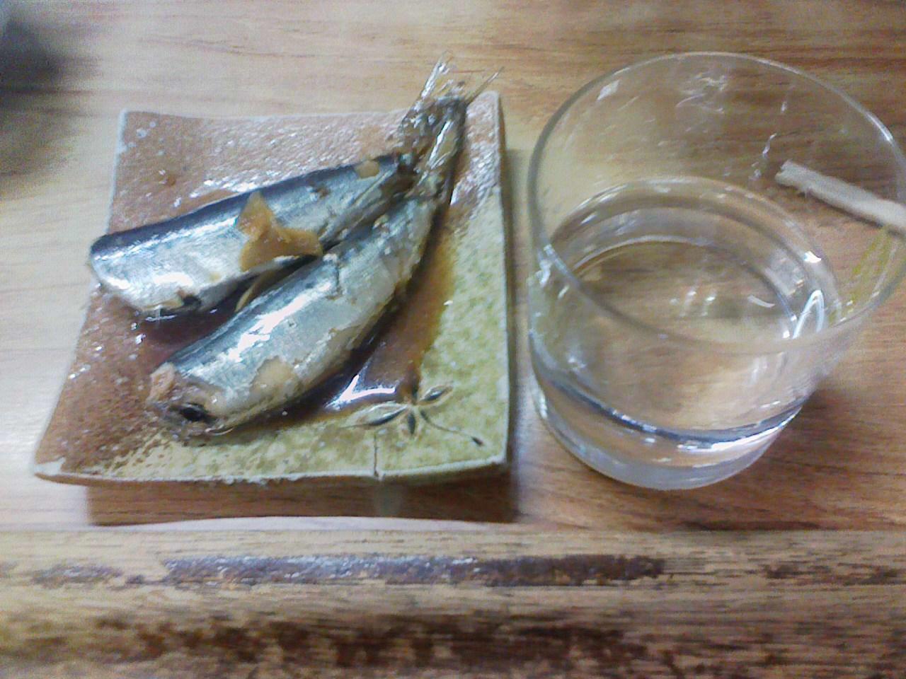 久しぶりの「稲田酒店」大分麦の「久保」を味わう。_c0061686_9372260.jpg