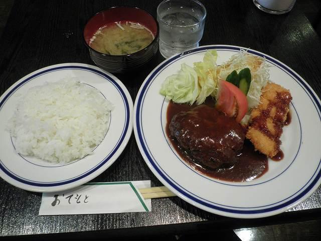 Cafe RESUTAURANT HIRO\'S      上新庄_c0118393_17213730.jpg