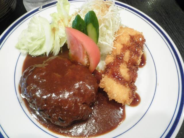 Cafe RESUTAURANT HIRO\'S      上新庄_c0118393_17222774.jpg