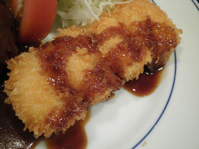 Cafe RESUTAURANT HIRO\'S      上新庄_c0118393_17243674.jpg